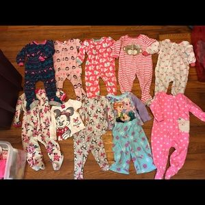 Other - 12 month pajama bundle!